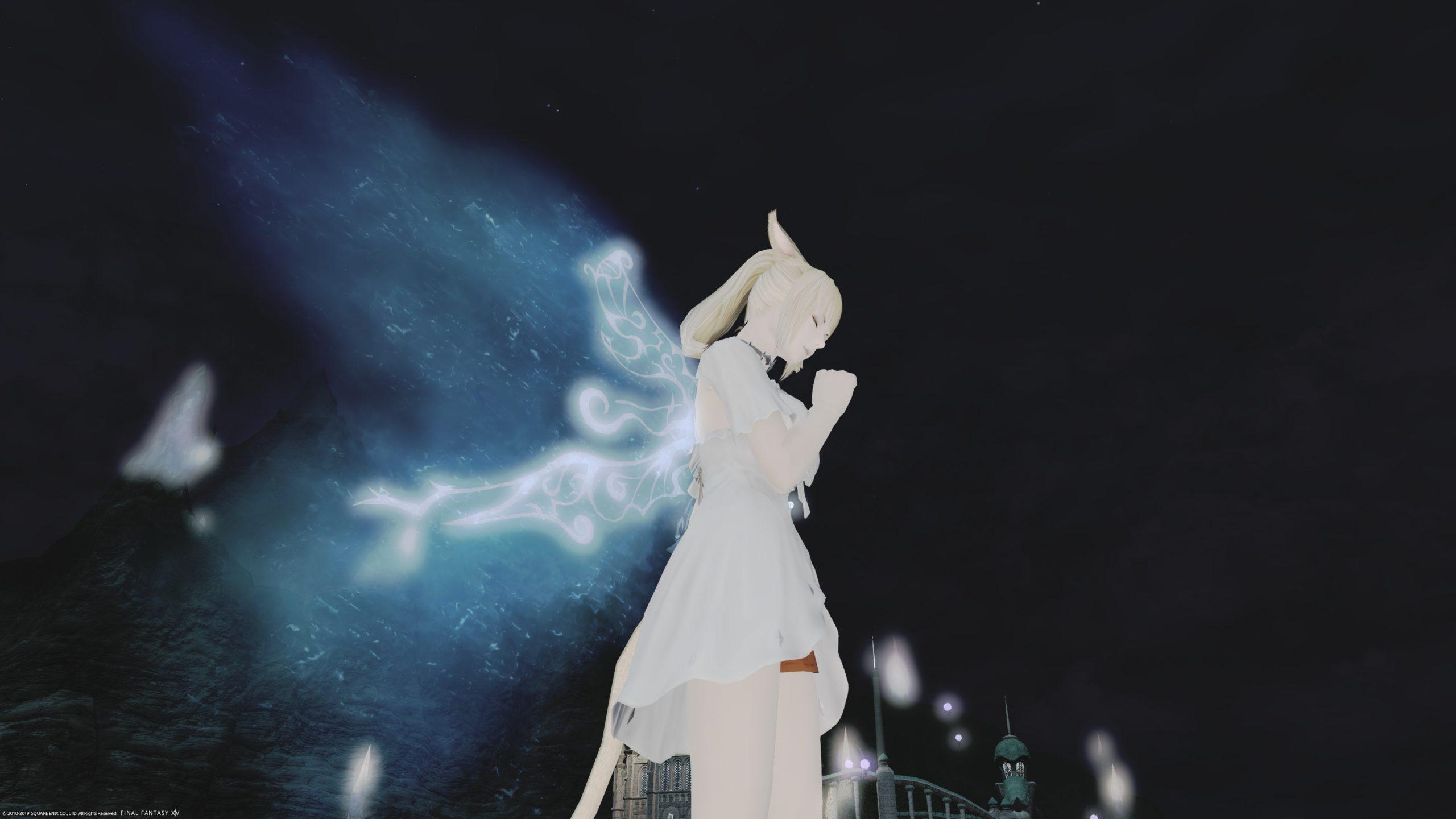 イルメグの妖精撮影イメージ
