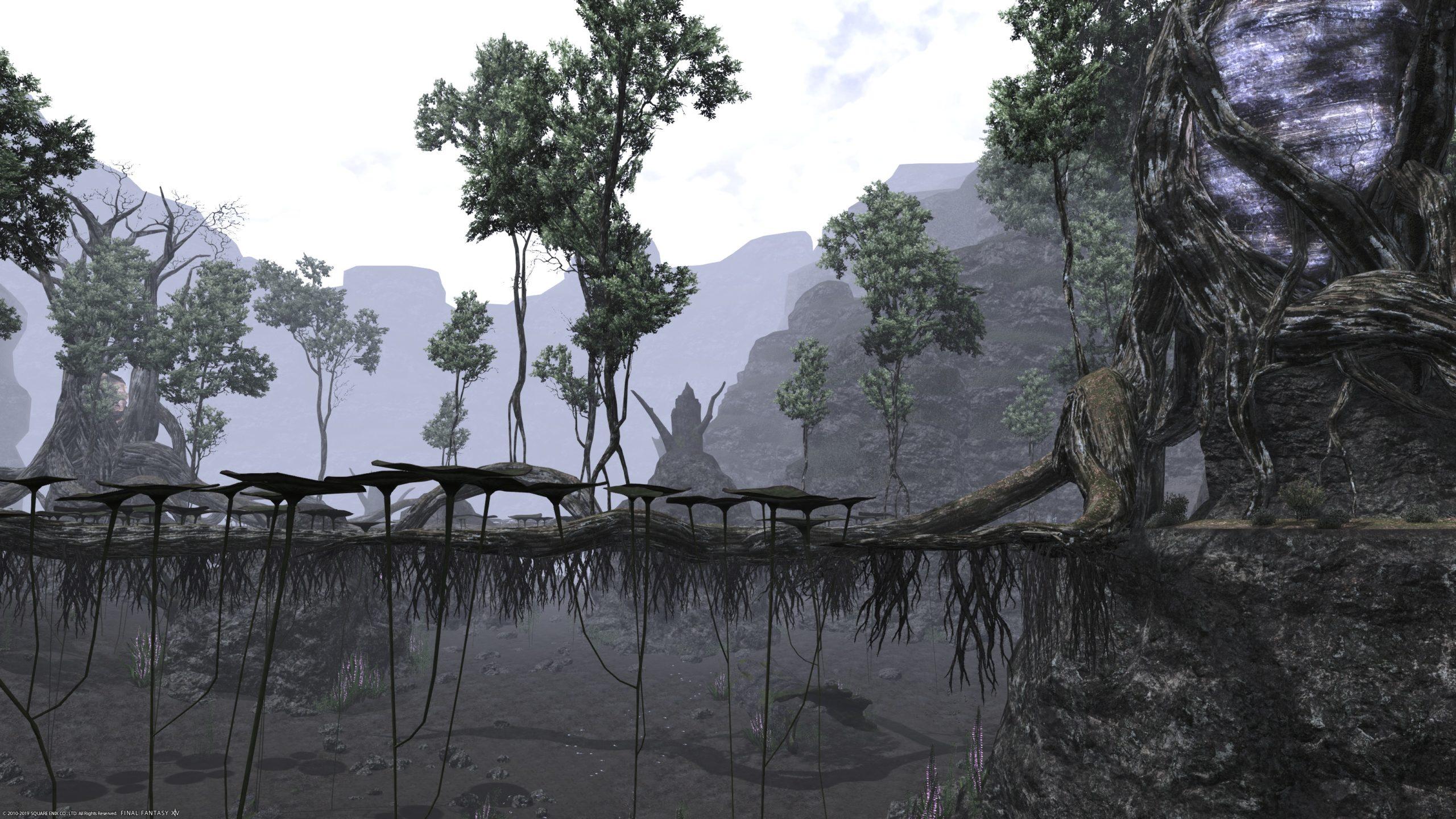 水面消し_ラケティカ大森林バージョン